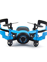 Drone JXD 512W 4CH 6 Axis With 0.3MP HD Camera FPV One Key To Auto-Return Headless Mode 360°Rolling Access Real-Time Footage HoverRC