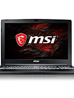 Msi Gaming Laptop 17,3 Zoll Intel i7-7700hq Quad Kern 8gb ddr4 1tb hdd windows10 gtx1050 4gb gl72m 7rdx-684cn