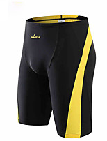 Men's Sunscreen Diving Pants Dry Fashion Five Times Surfing Pants To Increase The Size Of Tight-Fitting Swimming Trousers
