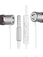Ze S In Ear Headphones Wired Control HD Call Line Control Song Volume Adjustment