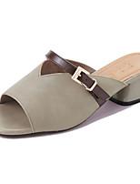 Для женщин Мокасины и Свитер Удобная обувь Светодиодные подошвы Полиуретан Лето Повседневные Для праздникаУдобная обувь Светодиодные