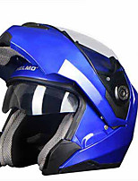 HELMO 258  Motorcycle Helmet Men's Cool Full Helmets Helper Four Seat Double Lens Helmet Helmet Cap