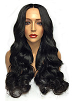 150% Density Glueless Full Lace Wigs with Baby Hair Peruvian 100% Virgin Human Hair 8''-26'' Peruvian Body Wave Full Lace Wigs with Natural Hairline