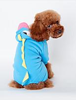 Dog Costume Dog Clothes Cosplay Animal Green Blue Blushing Pink