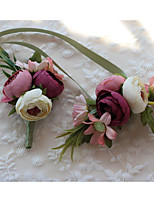Wedding Emulation Flower Bud/The Brooch And The Wrist