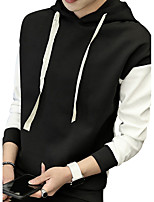 BIENSI Men's Plus Size Sport Daily Casual Leisure Sports Date Bachelor's Party Casual/DailyModern/Comtemporary Contemporary Simple Other Casual