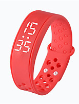 W6 Sports Sleep Health Pedometer Smart Wearable Wristband Emperature Display Watch Bracelet for IOS Android