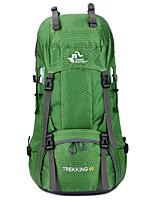 Unisex Sports & Leisure Bag Oxford Cloth All Seasons Traveling Camping & Hiking Climbing Barrel ZipperRed Rose Pink Dark Green Purple Ink