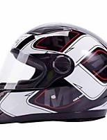Integrale Adattabile Compatta Traspirabile Migliore qualità Sportivo ABS Caschi Moto