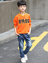Boys' Solid Jeans-Cotton Polyester Spring Fall