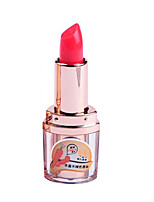 Lipstick Wet Matte Fast Dry Waterproof Brightening Solid