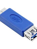 USB 3.0 Micro-B Adaptador, USB 3.0 Micro-B to USB 3.0 Adaptador Macho - Hembra