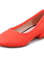 Femme Chaussures à Talons Confort Escarpin Basique Flocage Eté Automne Mariage Décontracté Habillé Soirée & EvénementConfort Escarpin