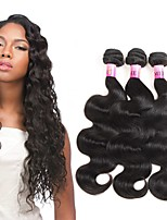 Peruvian Texture Unprocessed Human Body Wave Virgin Hair 3 Bundles 100% Human Hair Weave 300g/Set