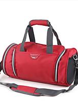 Women Travel Bag Oxford Cloth All Seasons Casual Sports Outdoor Weekend Bag Zipper Purple Dark Blue Red Blue