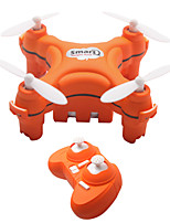 CX-10DO 4CH 6-Axis Gyro RTF Mini RC Quadcopter Toy Height Hold Function Orange