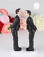 The Gay Man Cake Topper Decoration