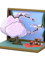 Puzzle Puzzle 3D Costruzioni Giocattoli fai da te Rettangolare