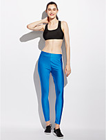 Women's High Waist strenchy Active Slim Pants,Active Slim Solid
