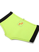 Women's Boating Elastic LYCRA® Diving Suit Long Sleeve Bottoms-Swimming Beach Surfing Sailing Watersports All SeasonsSolid Special Design