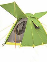 3-4 persons Camping Pad Fold Tent Camping Tent Other Material Camping & Hiking