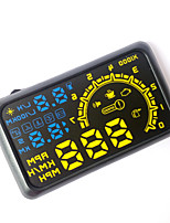 Hud head-up displej 5,5 palce obdii
