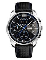 Hombre Reloj Deportivo Reloj Militar Reloj de Vestir Reloj Esqueleto Reloj Smart Reloj de Moda Reloj de Pulsera Reloj creativo único