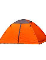 3-4 persons Tent Double Fold Tent One Room Camping Tent 2000-3000 mm Camping Traveling-