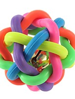 Игрушка для котов Игрушка для собак Игрушки для животныхШарообразные Жевательные игрушки Интерактивный Игрушка для очистки зубов Игрушки
