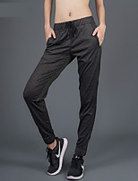 Running Pants/Trousers/Overtrousers All Seasons Running/Jogging Slim Sports