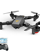 VISUO XS809W Foldable RC Drone Quadcopter 2.4GHz 6-Axis Gyro Remote Control Drone with 720P HD 2MP Camera Quadcopter