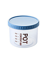 700ml Plastic Food Storage