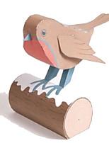 Puzzles Kit de Bricolage Puzzles 3D Blocs de Construction Jouets DIY  Carré