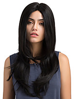 Elegant High Quality Long Straight Hair Synthetic Wig
