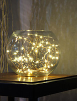 2 M 20 LED Lights/Battery-Powered Christmas Lights/Party Wedding Decor Lights