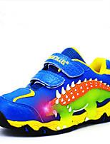Boys' Sneakers Children Comfort Cowhide Winter Warm Shoes Kids 3D Dinosaur Shoes