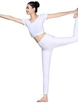 Ioga Conjuntos de Roupas Casual Moda Esportiva Mulheres Ioga Pilates Casual Dançando