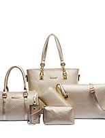Donna sacchetto regola PU (Poliuretano) Poliestere Cotone Per tutte le stagioni Matrimonio Serata/evento Casual Sport FormaleA fantasia /