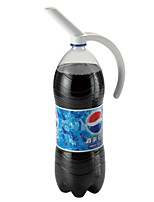 Plastic Soda Bottle Cola Coke Bottled Beverage Handle Water Drinkware Dispenser