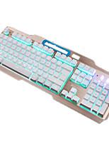 Bazalias V9 104Keys USB backlit wired game keyboard With 150CM Cable