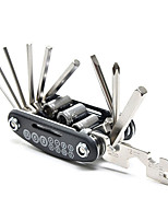 16 in 1 Multifunction Bicycle Repair Tools Kit Hex Spoke Cycling Screwdriver Tool MTB Mountain Cycling Bike Repair Tool