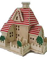 Quebra-cabeças Quebra-Cabeças 3D Blocos de construção Brinquedos Faça Você Mesmo Quadrada