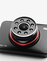 1080p DVR de voiture 2.7 pouces Écran Caméra de Tableau de Bord