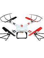 Drone WL Toys V686 4 Canaux 6 Axes FPV Eclairage LED Retour Automatique Auto-Décollage Sécurité Intégrée Mode Sans TêteQuadri rotor RC