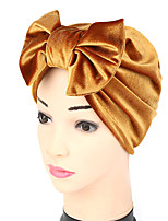 Women's Fashion Floppy Bucket  Turban Hat & Cap