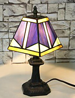 Tiffany Lamp Is Decorated With A European Study Lamp