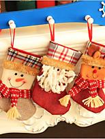 Tecido Não Tecido Decorações do casamento-1 Peça Natal