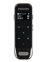 PHILIPS VTR6600 Digital Voice Recorder Noise Reduction HD Touch Tiny Body FM Received Speed Play 8GB