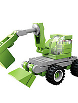 Building Blocks For Gift  Building Blocks Excavating Machinery Plastics 6 Years Old and Above 3-6 years old Toys   31PCS