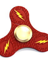 Fidget Spinner Inspired by Superhero Guy Anime Cosplay Accessories Chrome